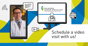 Schedule a video visit with OCSRI